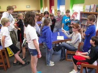 Two Libraries One Voice: Our Poem In Your Pocket Day Celebration   Two Libraries One Voice   Scoop.it