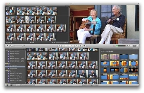 Getting started with iMovie | Macworld | All Things Mac | Scoop.it
