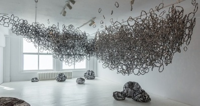 Andrée-Anne Dupuis-Bourret: The manufacture of space | Art Installations, Sculpture, Contemporary Art