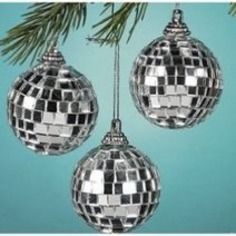 Disco Ball Christmas Ornaments | Kitsch | Scoop.it
