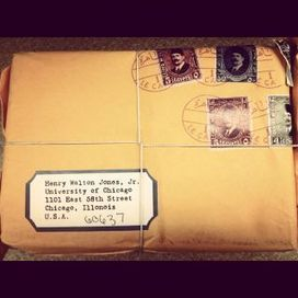 Raiders of the Lost Journal? Package mailed to Indiana Jones - Fox News | Journal For You! | Scoop.it