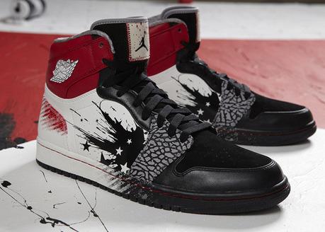 Air Jordan 1 Retro High par Dave White | The Black Pool | Scoop.it