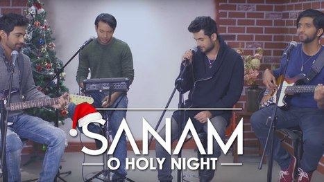O Holy Night Lyrics – SANAM (Christmas Special) | Lyrics | Scoop.it