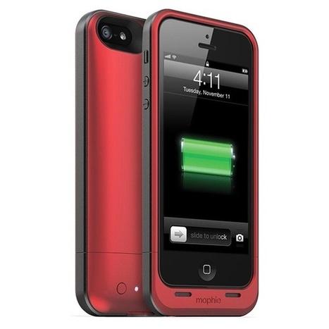 Funda con batería integrada – Mophie Juice Pack Air : MyTrendyPhone blog   #IPhoneando   Scoop.it