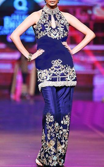 7d8ebe002a Designer Pakistani Party Dresses for the Current Festive Season- 786Shop.com