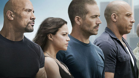 'Furious 7' Is Officially Bigger Than 'Frozen' | interlinc | Scoop.it