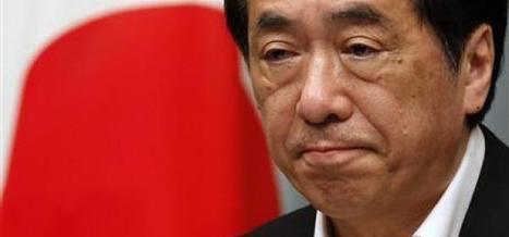 Démission du gouvernement japonais le 30 août | LaTribune.fr | Japon : séisme, tsunami & conséquences | Scoop.it