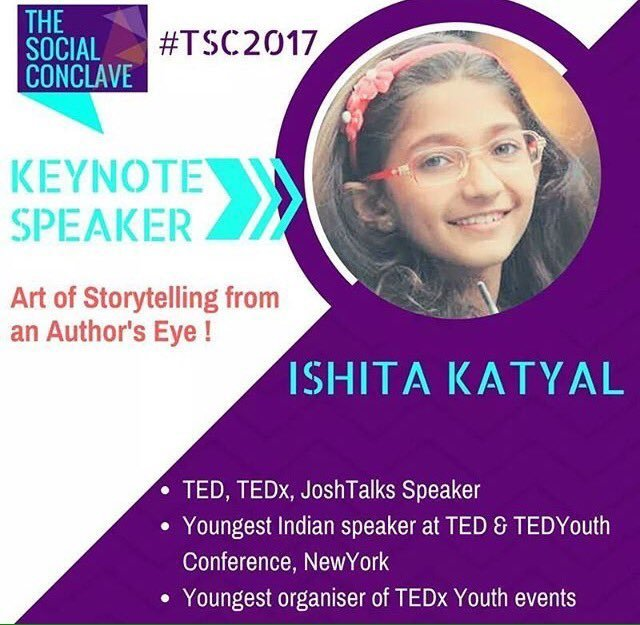 It was amazing to speak at @socialconclave abou
