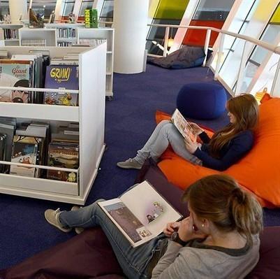 « Les bibliothèques sont moins intimidantes qu'avant»   ABCDaire : architecture, bibliothèque, culture, design   Scoop.it