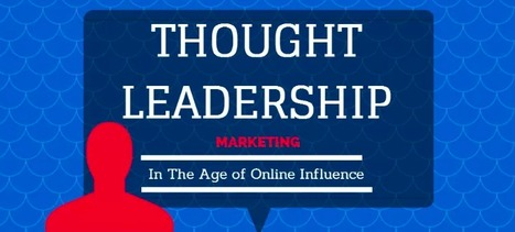5 Great SlideShares On Thought Leadership Marketing | Thought Leadership and Online Presence | Scoop.it