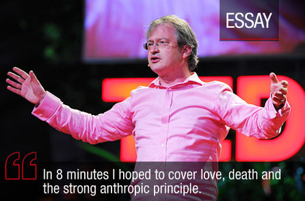 """TED Blog   Robin Ince: """"I've just realised what I should have done ...   TED linking ideas and changemakers   Scoop.it"""