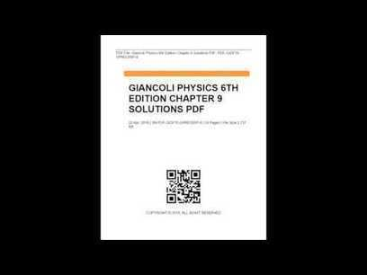 Fundamentals of physics 6th edition pdf free do fundamentals of physics 6th edition pdf free download with solution manual zip fandeluxe Choice Image