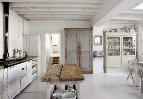 Cuisine style scandinave meubles de cuisine déco maison meuble cuisine et tout le