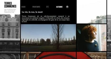 Terres communes - Web-documentaire | Remue-méninges FLE | Scoop.it