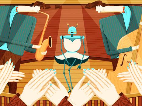 Some Like It Bot | Gentlemachines | Scoop.it