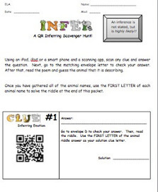 Your Smarticles: QR Code Ideas and Resources | Engaging Students Using QR Codes! | Scoop.it