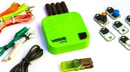 Verve 2 is like Arduino for people without programming skills - Gizmag | Understanding Physics | Scoop.it