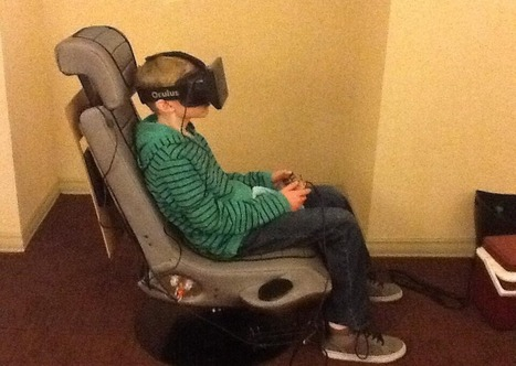 Virtual Reality Enters The Mainstream | 3D Virtual-Real Worlds: Ed Tech | Scoop.it