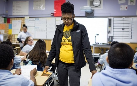 Principal struggles to find teachers for high-poverty school   Leading Schools   Scoop.it