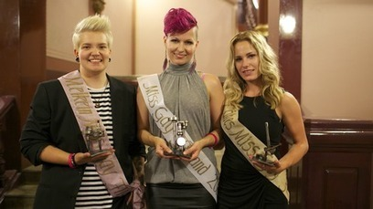 First Miss Gay Finland crowned | The Finnishing Touches | Scoop.it