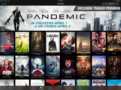 iTunes Movie Trailers app gets iPad Pro display support, but no iOS 9 enhancements | Macwidgets..some mac news clips | Scoop.it