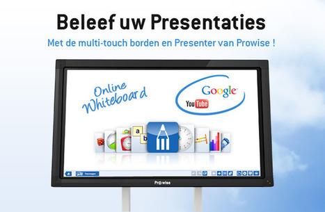 Prowise - Home | Bibliotheken mediawijs | Scoop.it