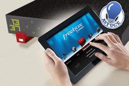 Pilotez votre Freebox Revolution avec votre iPad | Geeks | Scoop.it