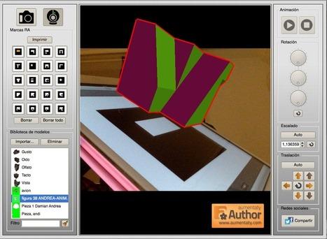 Piezas 3D, Animaciones y Realidad Aumentada a partir de SketchUp Make   Algo donde aprender   Scoop.it