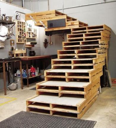 Un Escalier Vraiment Pas Cher #Diy #Bricolage V