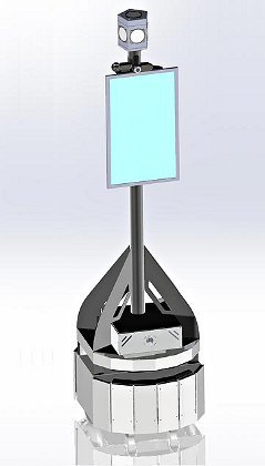 Telepresence robot to be used in Australian museum | Ubergizmo | The Robot Times | Scoop.it