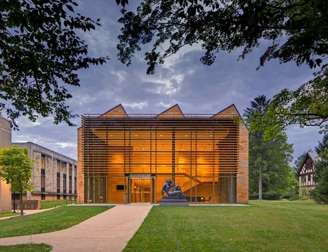 2013 SCUP/AIA-CAE Excellence in Architecture for a New Building, Merit Award, Kenyon College   SCUP Links   Scoop.it