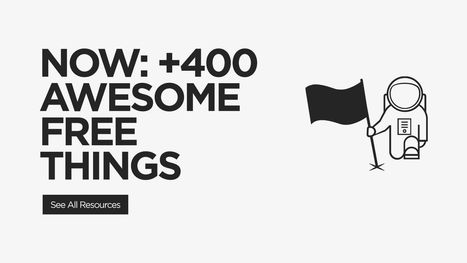 400 Awesome Free Things for Entrepreneurs and Startups | Competitive Edge | Scoop.it