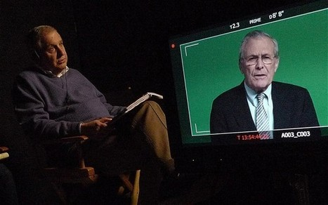 Errol Morris interview: facing down Donald Rumsfeld - Telegraph | Documentary Landscapes | Scoop.it