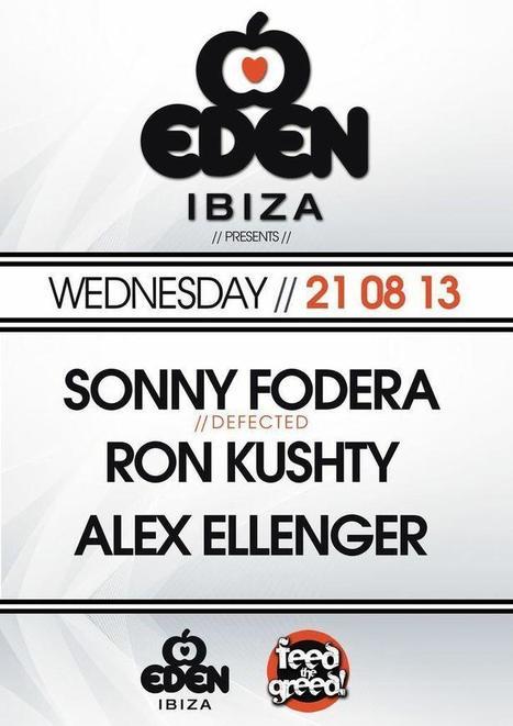 Twitter / eden_ibiza: Get ready for tonight: FEED ... | Ibiza | Scoop.it