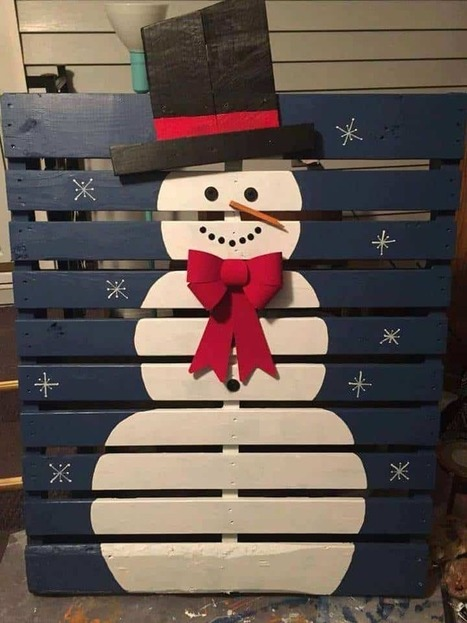 Show Your Pride With Themed Painted Pallets 1