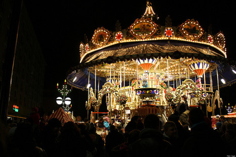 PHOTOS: Bavarian Celebrations In Germany's Christmas Markets | German! | Scoop.it