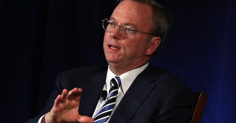 Eric Schmidt: The Future of Magazines Is on Tablets | Curation & The Future of Publishing | Scoop.it