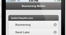 Scheduled sending and email reminders | Boomerang for Gmail | social network on the internet | Scoop.it