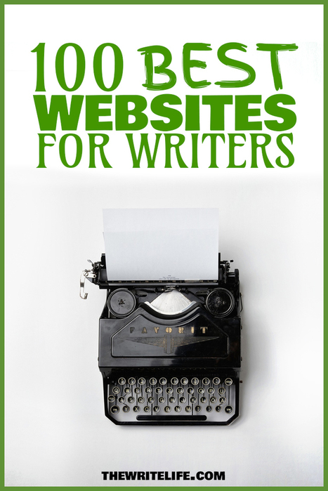 The 100 Best Websites for Writers in 2016 | Crossing Wild Pages - fiction, nonfiction, poetry | Scoop.it