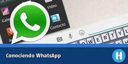 Conociendo WhatsApp Trucos básicos | Recull diari | Scoop.it