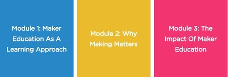 Maker Education - Online Professional Development - MakerEd.org | Differentiation Strategies | Scoop.it