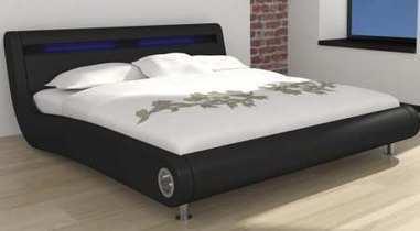 25 camas de matrimonio modernas mil ideas de - Camas con almacenaje baratas ...