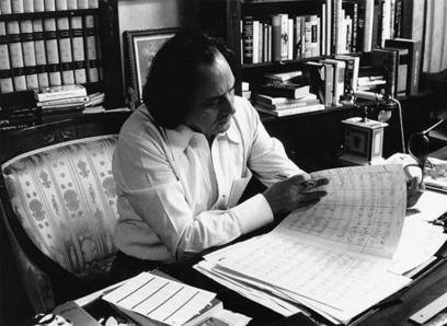 Italian composer Riz Ortolani died in Rome | Le Marche another Italy | Scoop.it