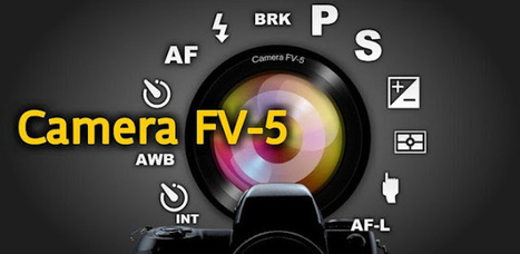 Camera FV-5 v1.59 apk Free Download ~ MU Android APK | Hot Technology News | Scoop.it