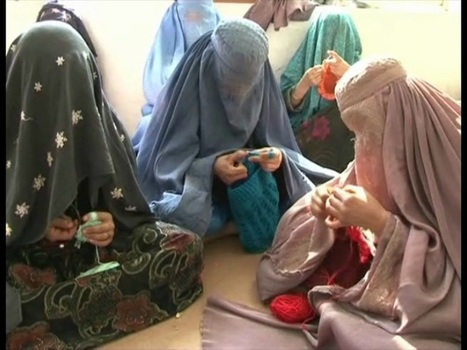 200 women beggars provided job in Kandahar | U.S. - Afghanistan Partnership | Scoop.it
