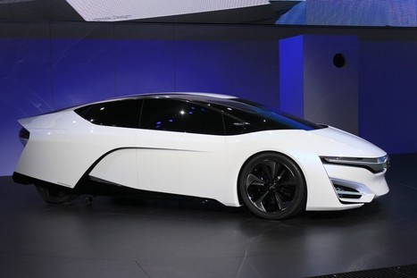 Can Hydrogen Fuel-Cell Vehicles Compete With Electric Cars?   FutureChronicles   Scoop.it