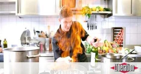 «L'amour food», une émission qui cuisine bien gras   The fisheye of gourmet food & wine!   Scoop.it
