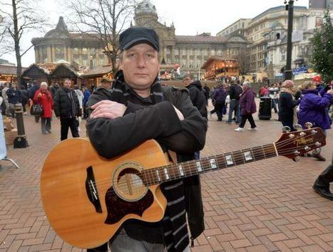 Birmingham Busker turf war defames Tony Scott - Street I Am   busking   Scoop.it