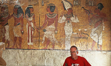 Tutankhamun's replica tomb unveiled - Ancient Egypt - Heritage - Ahram Online | Archaeology News | Scoop.it