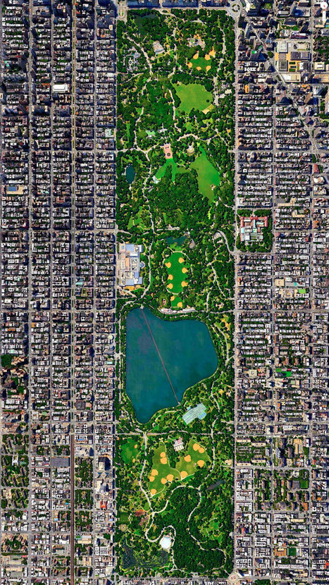Daily Overview: Captivating Satellite Images of Earth | NYL - News YOU Like | Scoop.it